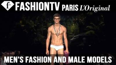 News video: FashionTV Men's Fashion and Male Models Part 3 - Documentary (57min)